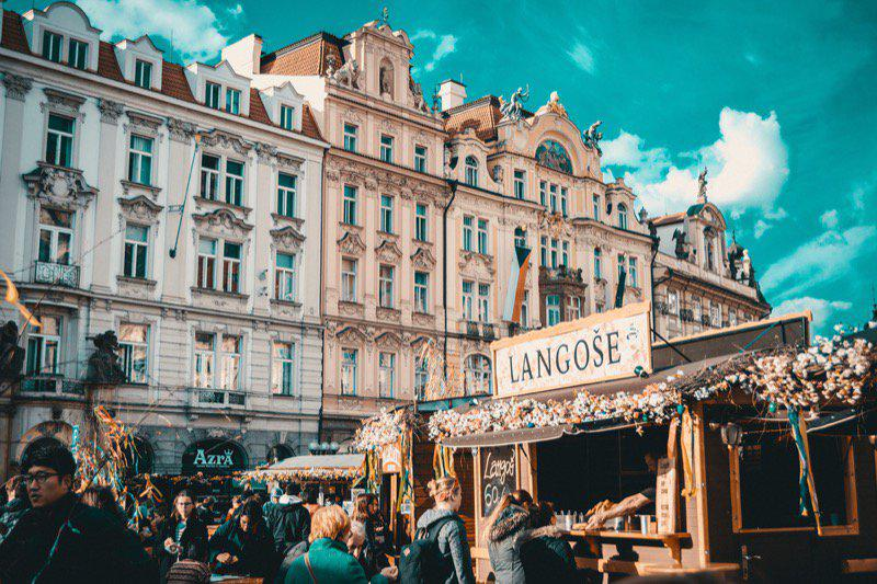 Πράγα: Ο απόλυτος οδηγός street food